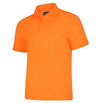 Deluxe Poloshirt with Embroidery