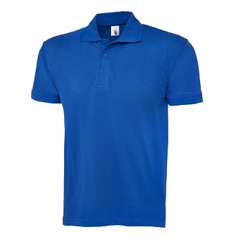 Essential Pique Poloshirt with Embroidery