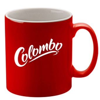 Cambridge Ceramic Red Duo Mug